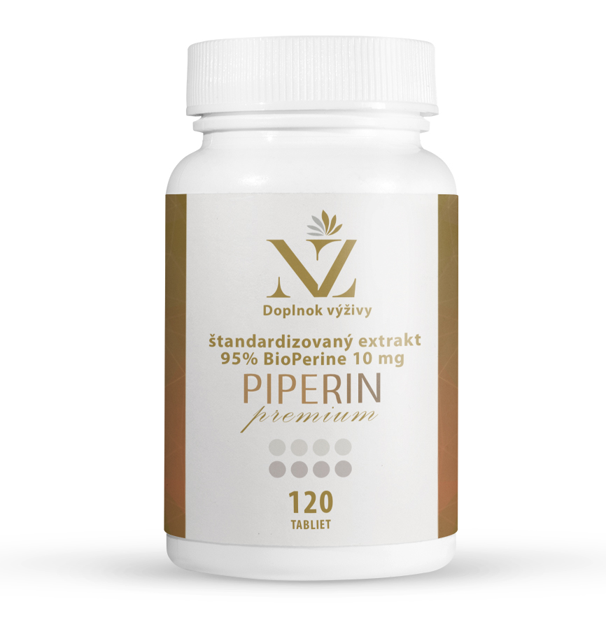 Piperin 95% 120 tablet